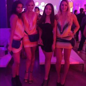 Sexy night club cloth